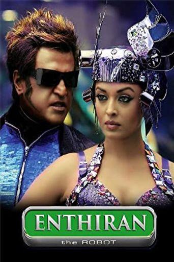 Enthiran Poster