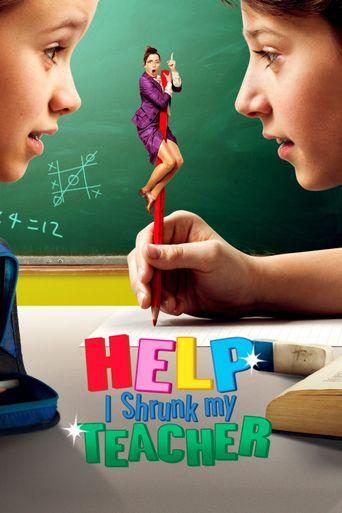 Help, I Shrunk My Teacher Poster