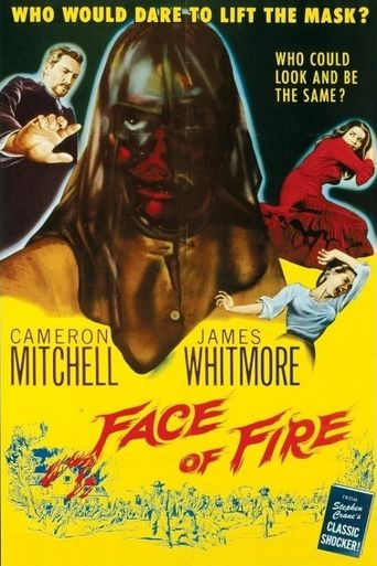 Face of Fire Poster