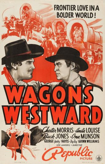 Wagons Westward Poster