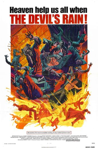 The Devil's Rain Poster