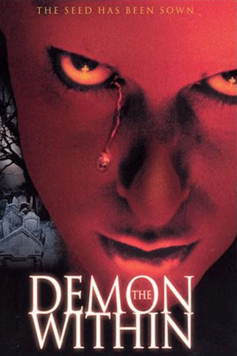 The Demon Within Poster