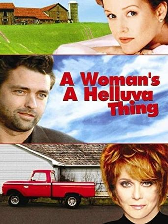 A Woman's a Helluva Thing (TV) Poster