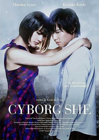 Cyborg She Poster