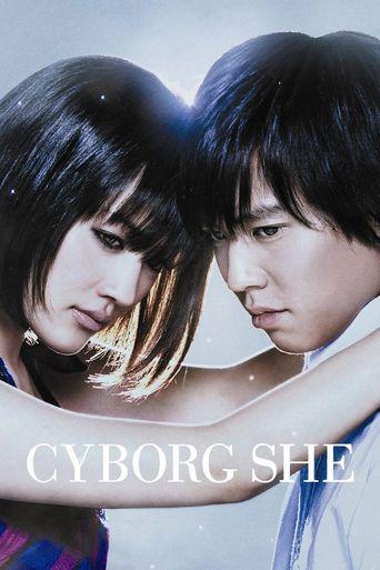 Cyborg She Poster
