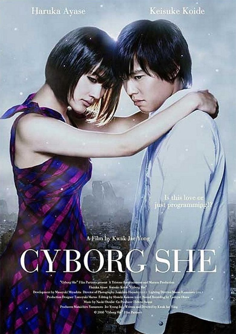 Watch Cyborg She