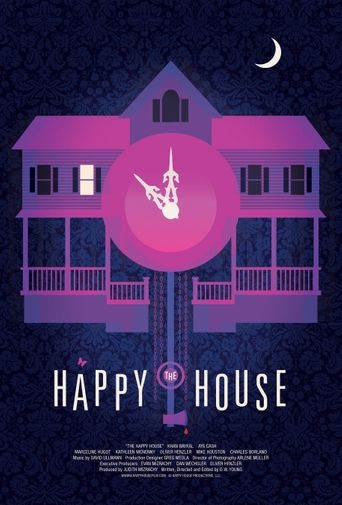 The Happy House Poster