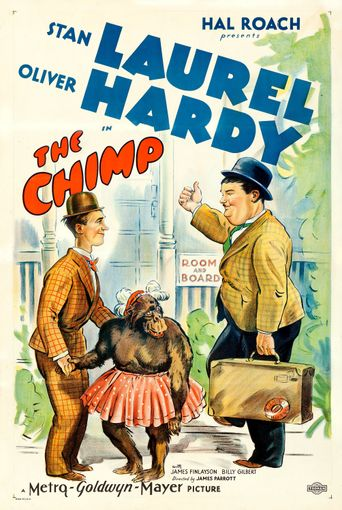 The Chimp Poster