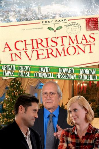 A Christmas in Vermont Poster