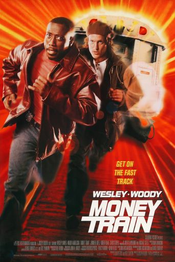 Money Train Poster