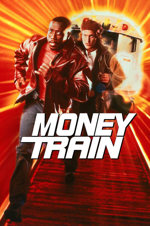 Money Train Poster