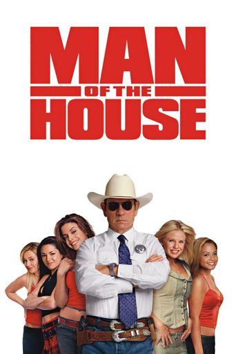 Man of the House Poster