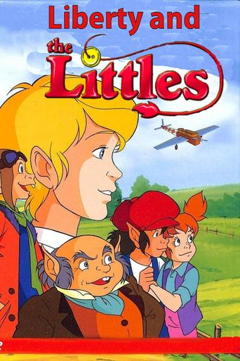 The Littles: Liberty and the Littles Poster