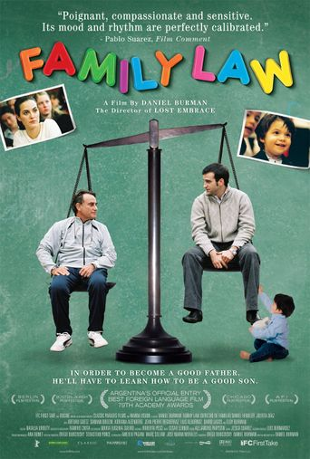 Family Law Poster