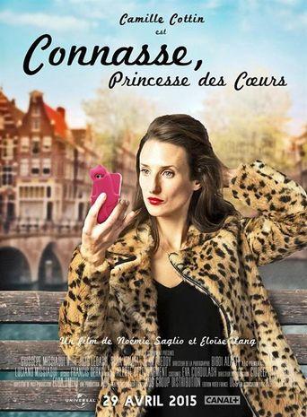 Connasse, Princesse des cœurs Poster
