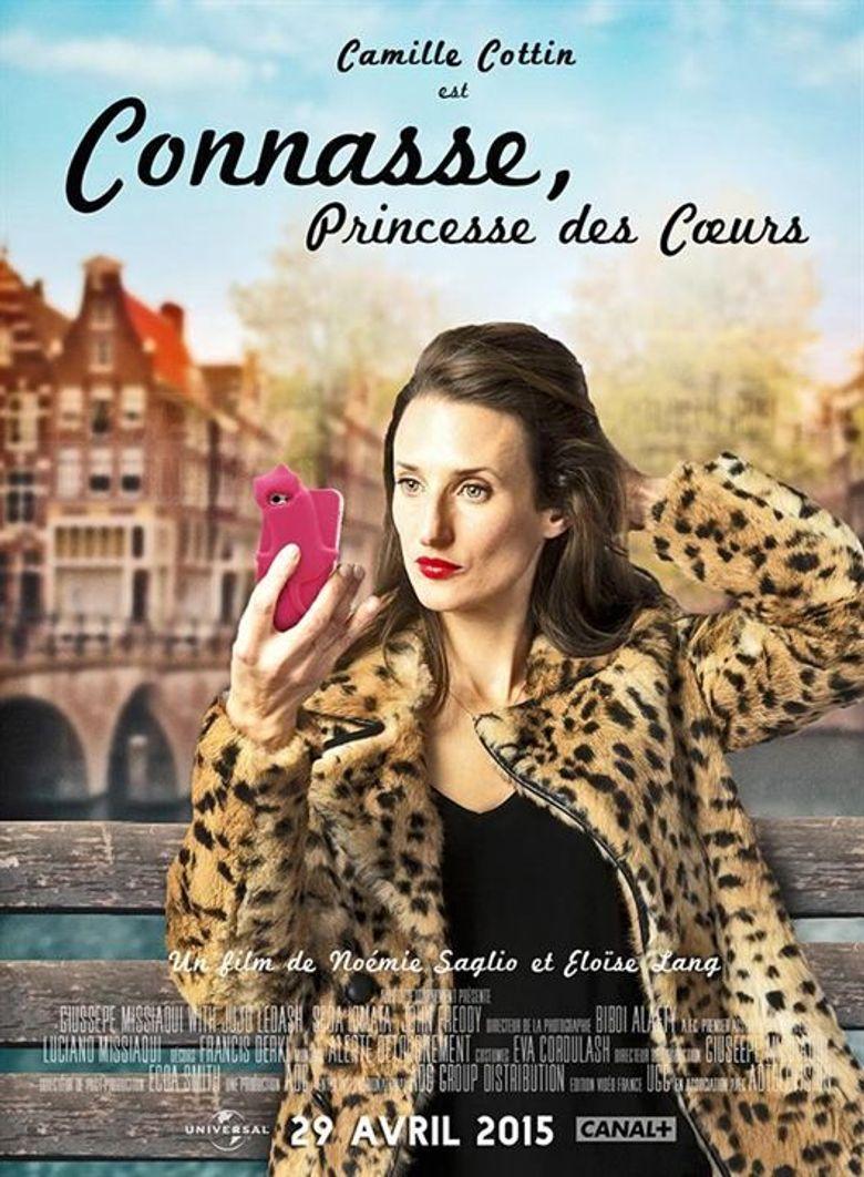 The Parisian Bitch Poster