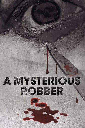 A Mysterious Robber Poster