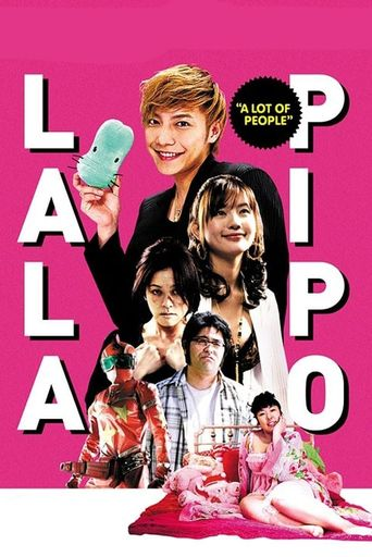 Lala Pipo: A Lot of People Poster