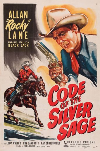 Code of the Silver Sage Poster