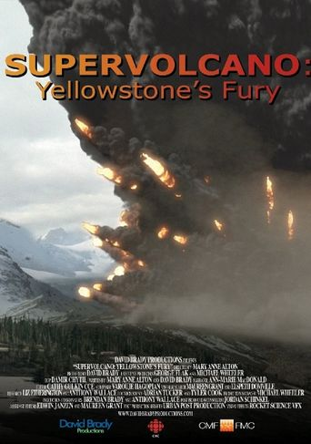 Supervolcano: Yellowstone's Fury Poster
