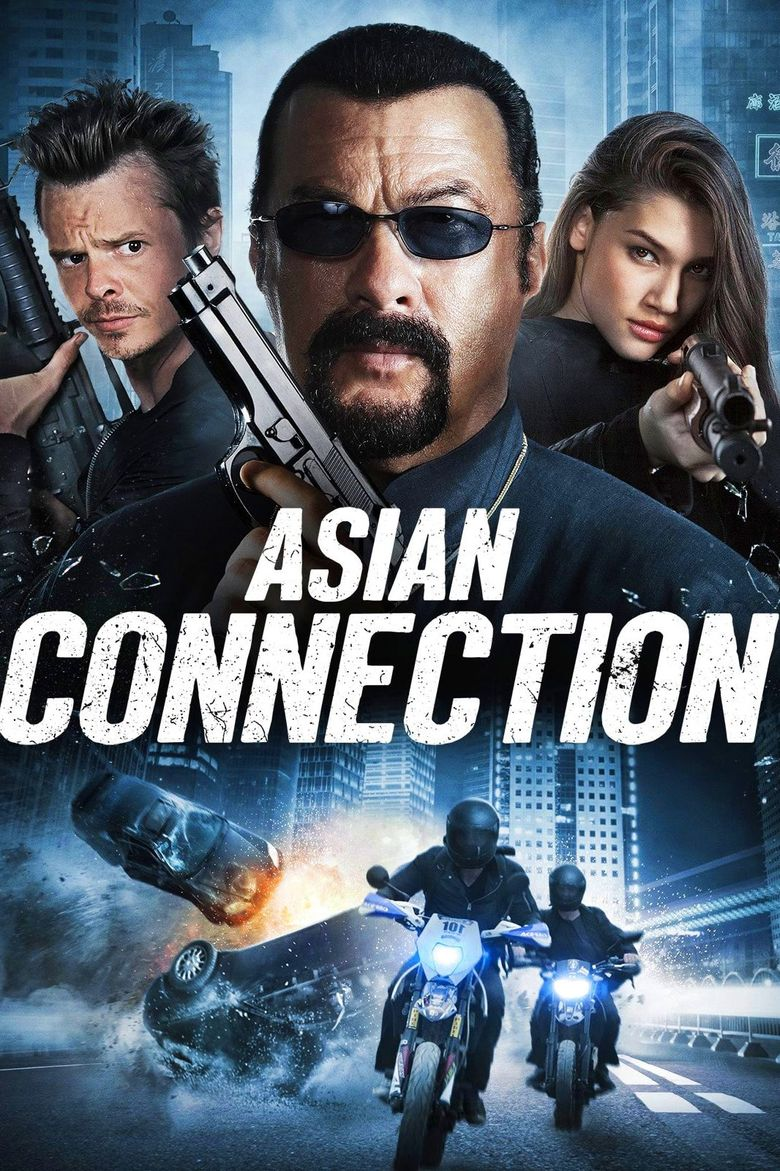 The Asian Connection Poster