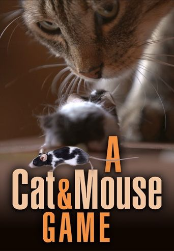 A Cat and Mouse Game Poster