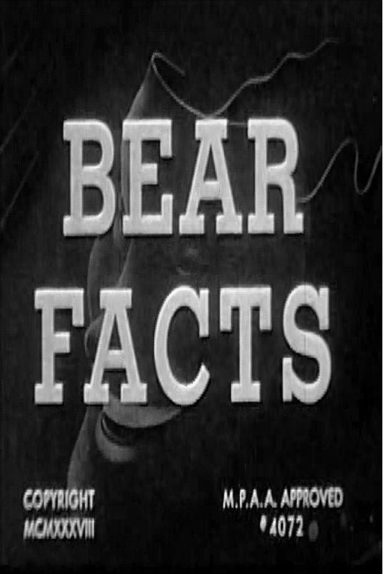 Bear Facts Poster