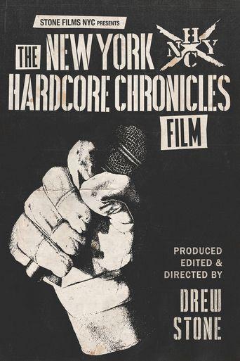 The New York Hardcore Chronicles Film Poster