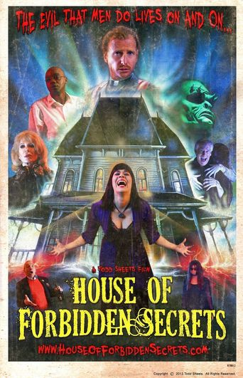 House Of Forbidden Secrets Poster