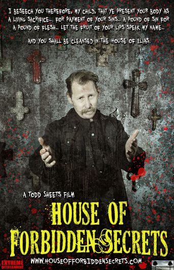 House Of Forbidden Secrets Poster