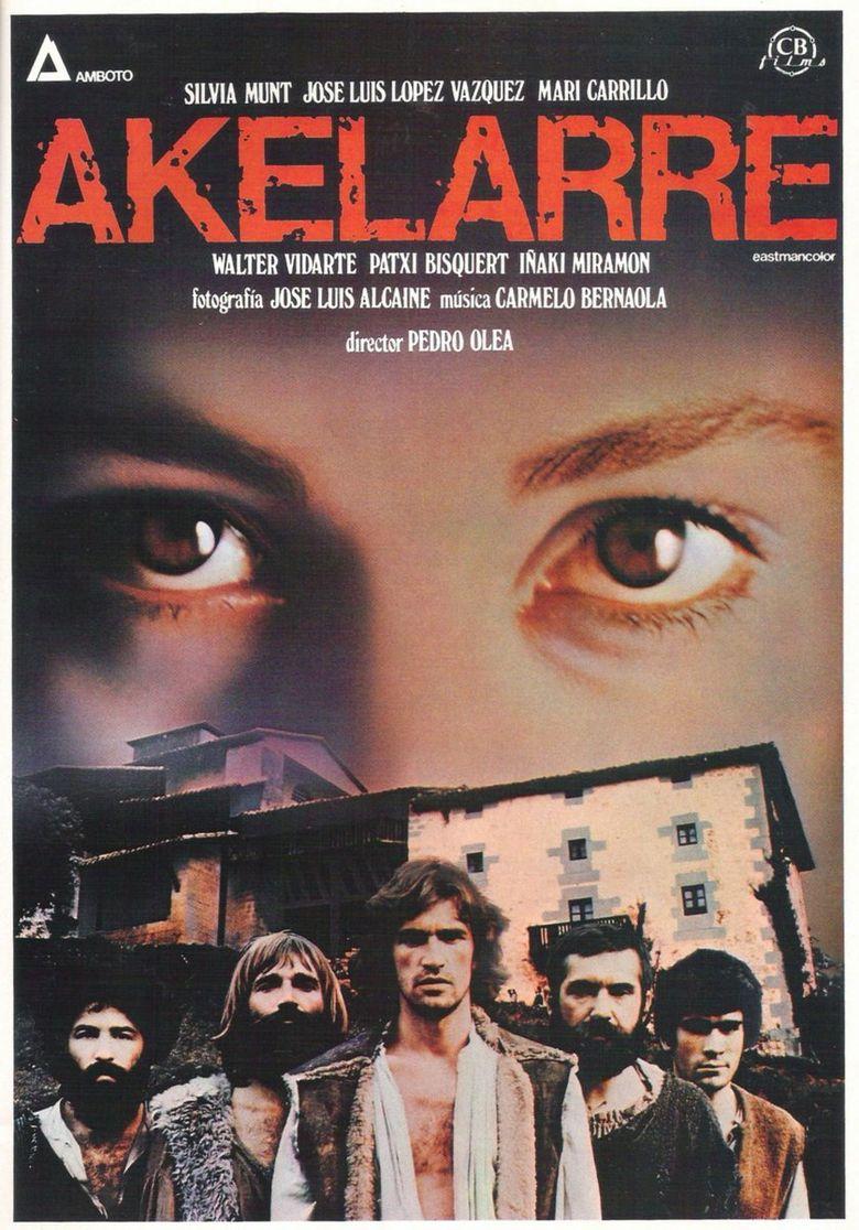 Akelarre Poster