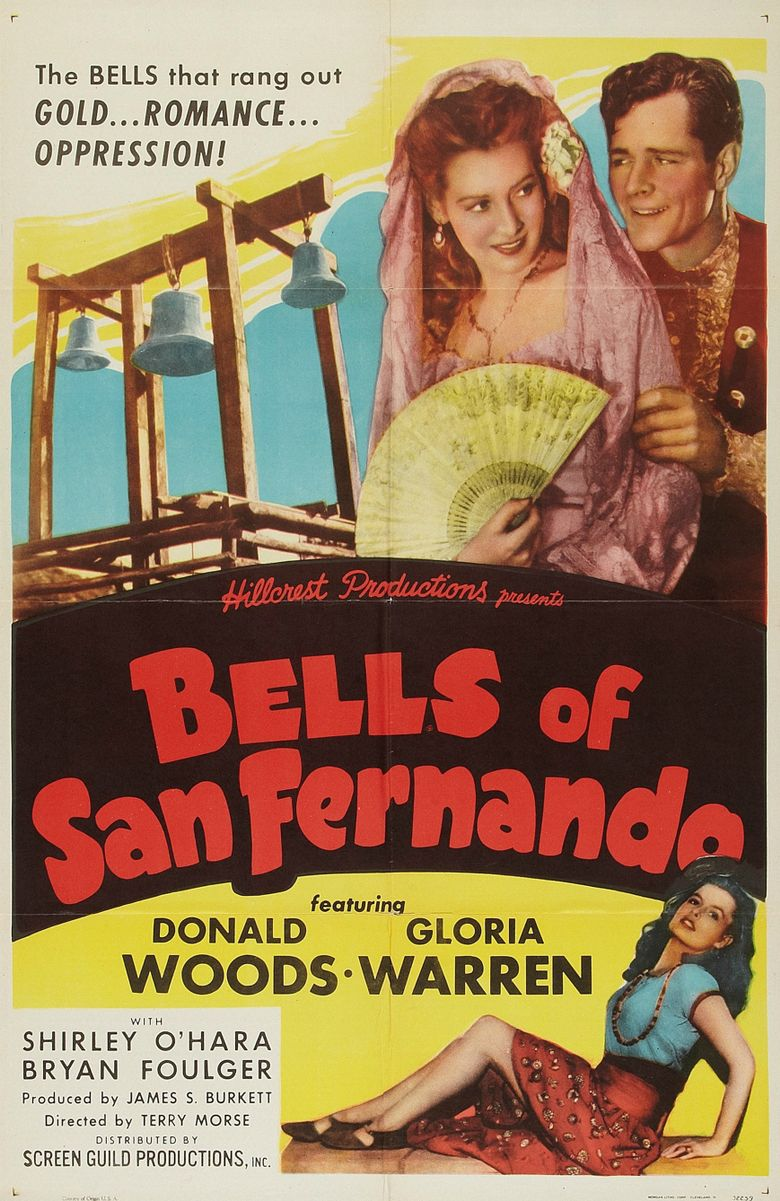 Bells of San Fernando Poster