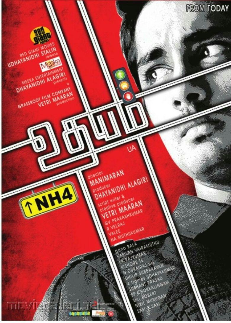 Udhayam NH4 Poster