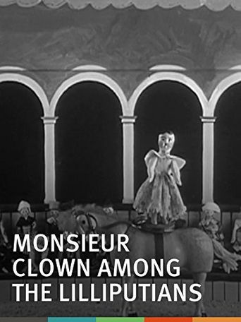 Monsieur Clown Among the Lilliputians Poster