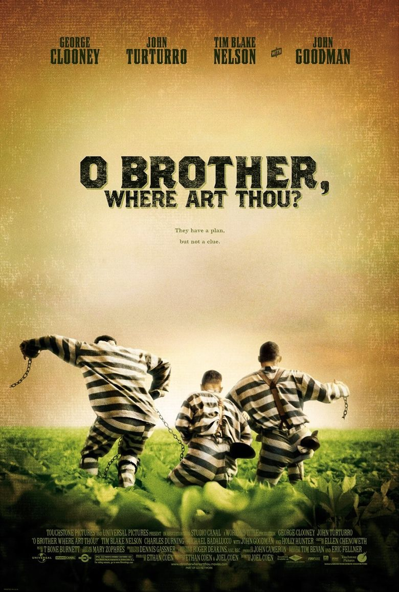 Watch O Brother, Where Art Thou?