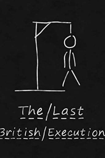 The Last British Execution Poster