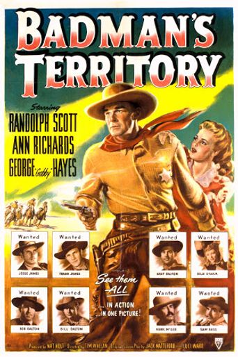Watch Badman's Territory