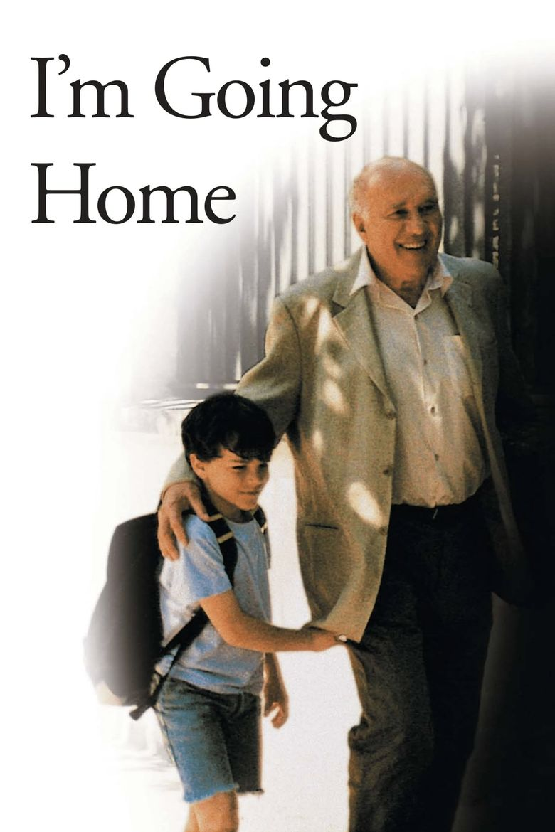 I'm Going Home Poster