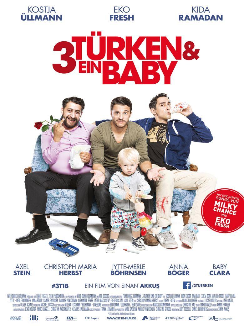 3 Türken und ein Baby Poster