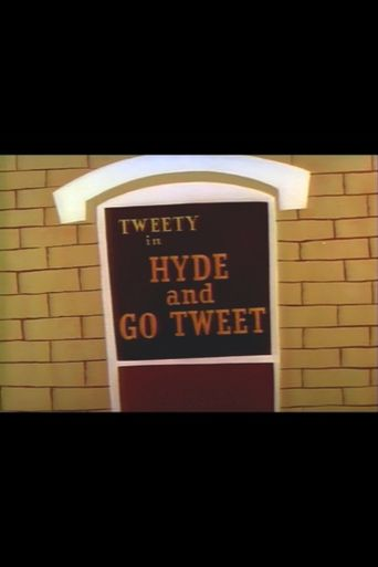 Hyde and Go Tweet Poster