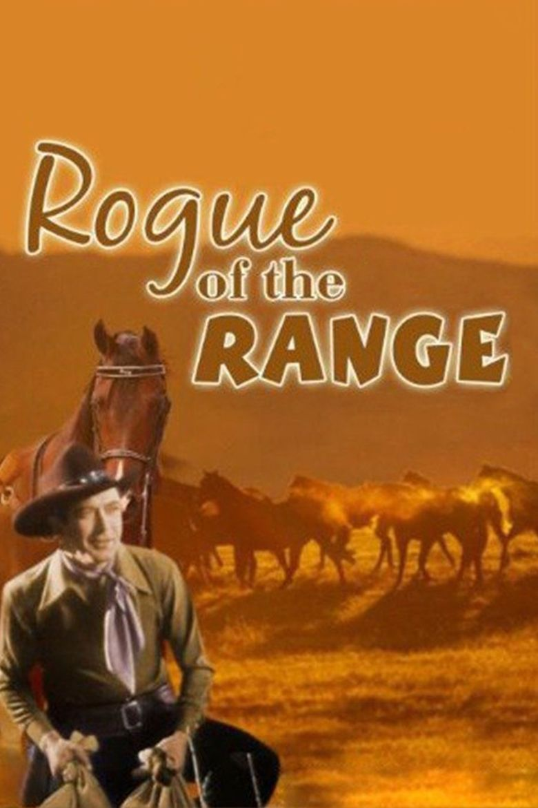 Rogue of the Range Poster