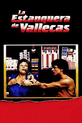 The Tobacconist of Vallecas Poster