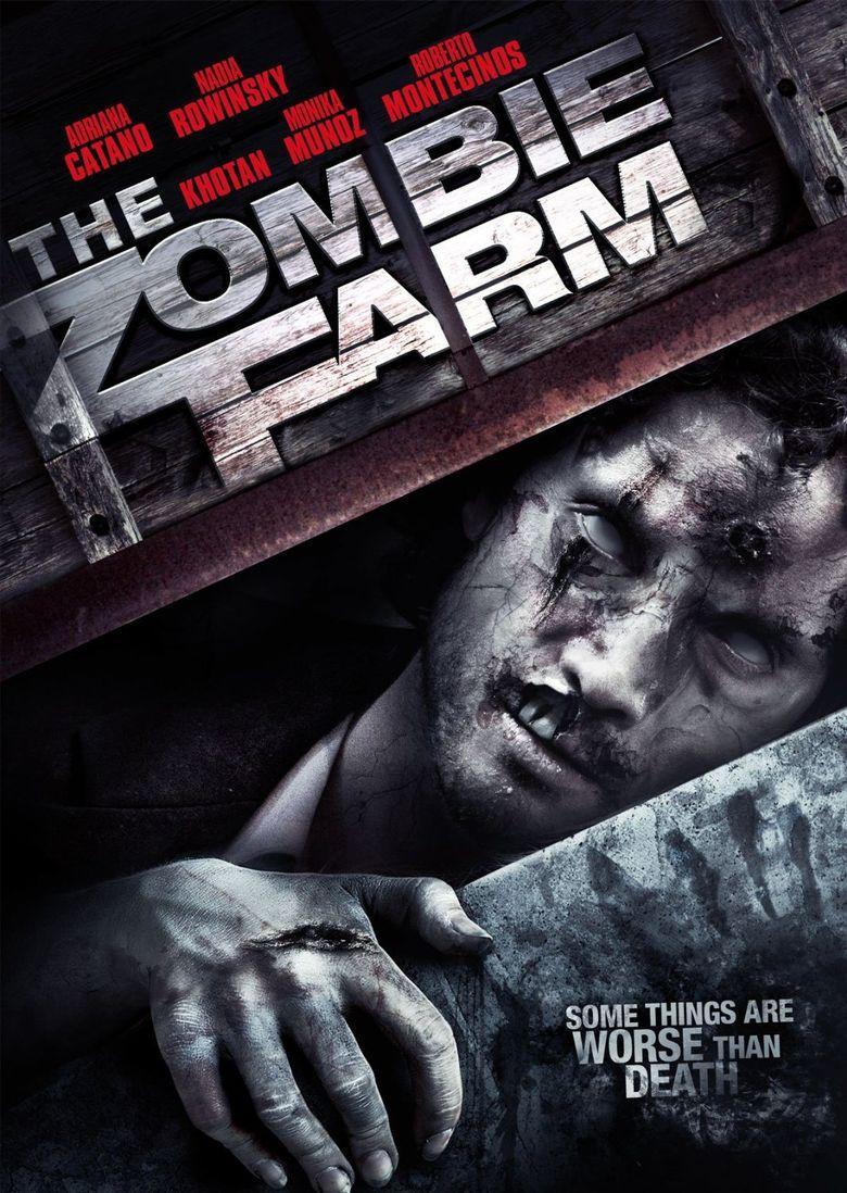 Zombie Farm Poster