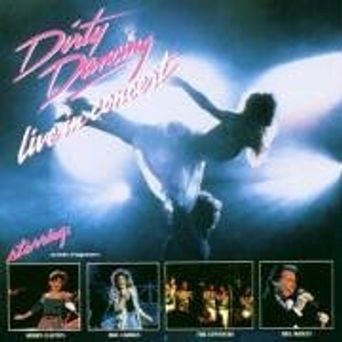 Dirty Dancing Live in Concert Poster