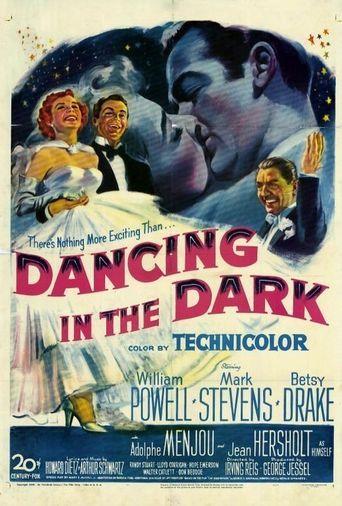 Dancing in the Dark Poster