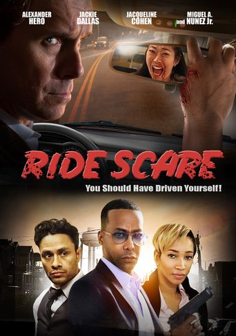 Ride Scare Poster