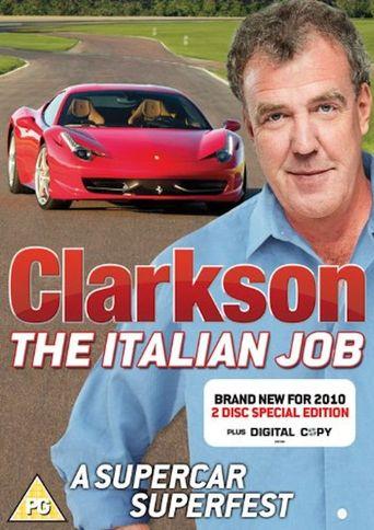 Clarkson: The Italian Job Poster