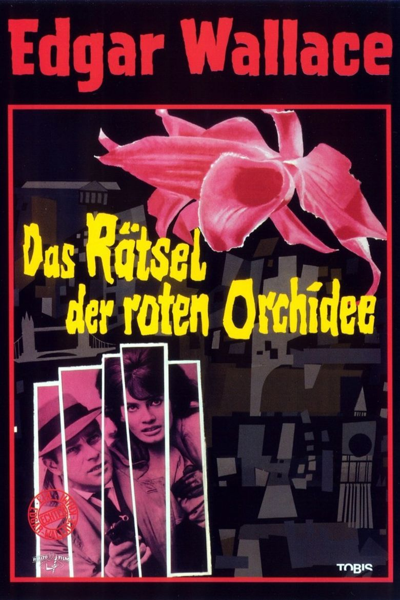The Puzzle of the Red Orchid Poster