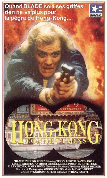 Blade in Hong Kong Poster