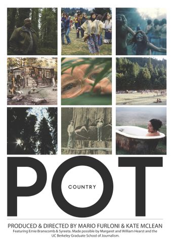 Pot Country Poster